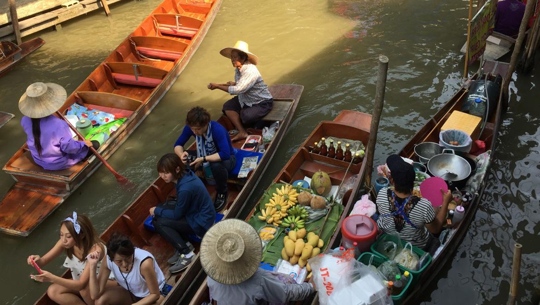 働き方と暮らし方を考える旅。-タイで感じた居心地の良さ-