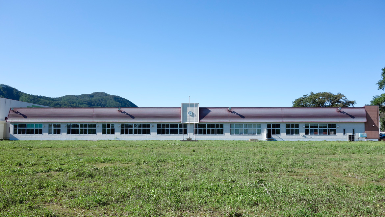 サテライトオフィスの可能性-旧常室小学校を例に-