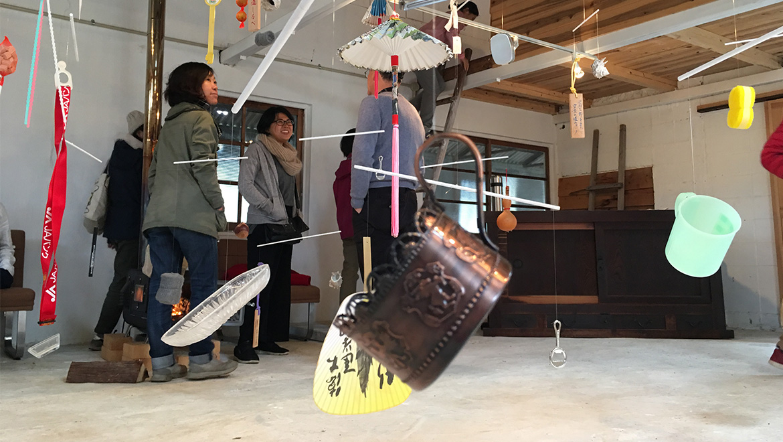 神山で現代アートに触れよう!