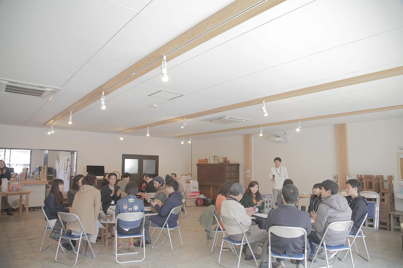 総勢22名でのトークセッションイベントを実施。