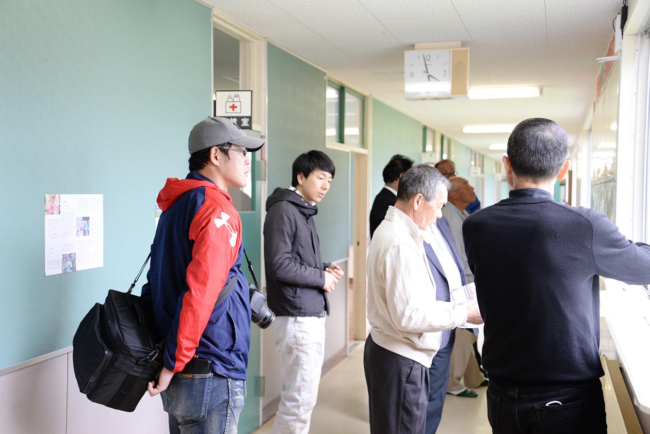 浦幌町内各地からたくさんの方が足を運んでくださった。