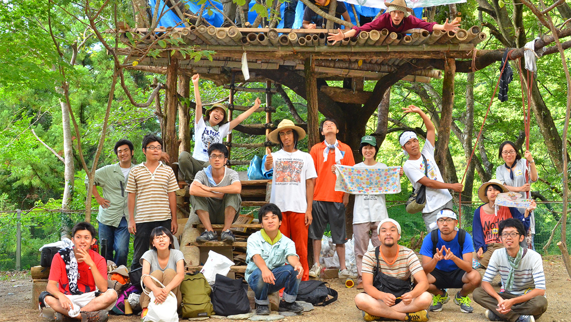 2019/8/16〜18 Learning Journey in 神山(徳島県神山町)