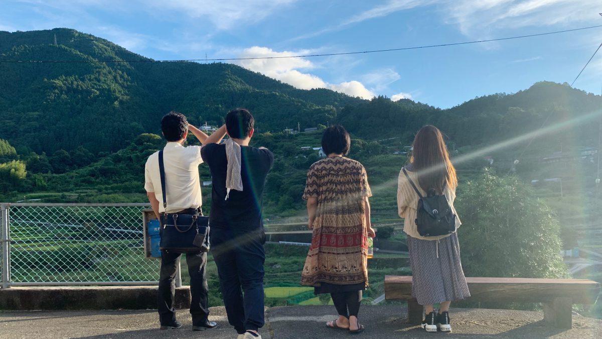初めての神山視察 -徳島出身の私からみた神山町-